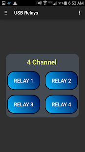 DAE USB Relays- screenshot thumbnail