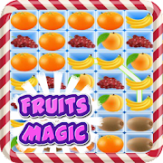 Fruits Magic Sweet Puzzle Link Mania 2020‏