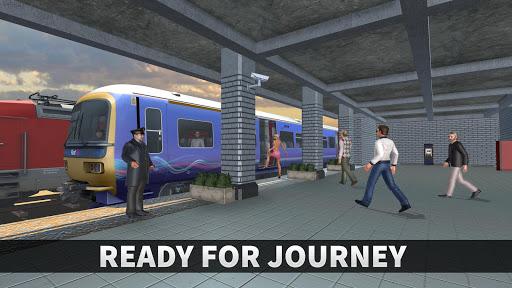 Real Train Driving Simulator: Railway Driver 2019  screenshots 4