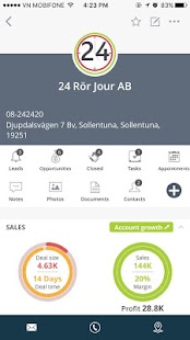 Salesbox - the #1 sales tool- screenshot thumbnail