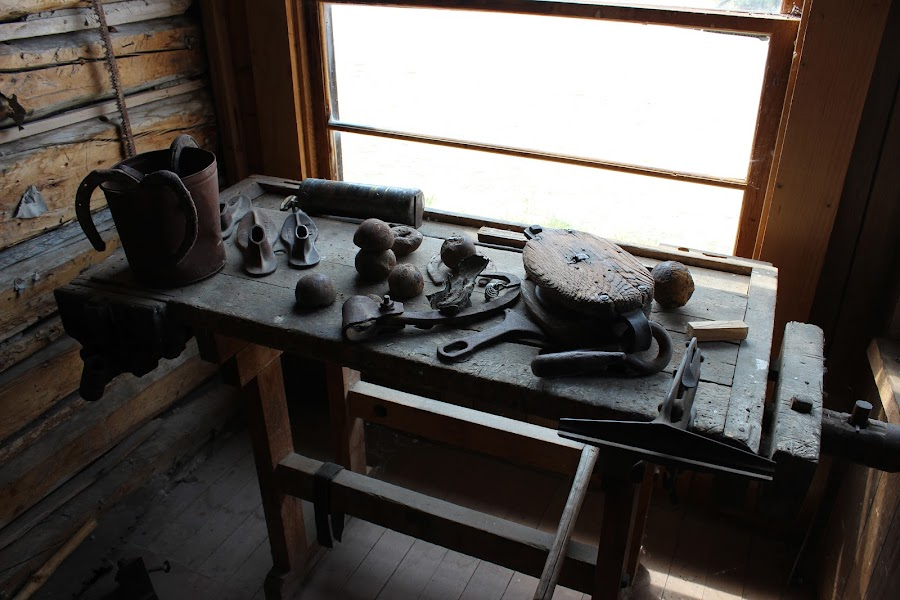 by Liz Huddleston - Artistic Objects Antiques ( bannack, bannack ghost town, ghost town, montana )