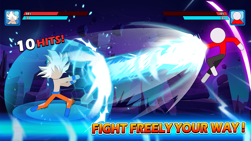 Stick Shadow: War Fight Premium screenshots 1