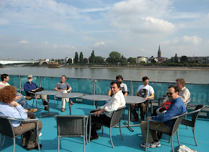 Photo: Boat trip to Linz