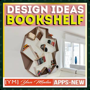 Design Ideas Bookshelf - náhled