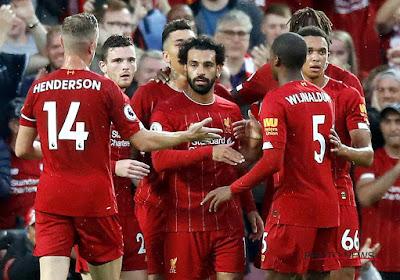Rondje Europa: blitzstart Liverpool met scorende Origi, Sparta keert het om en kapitein Denayer opent ook goed