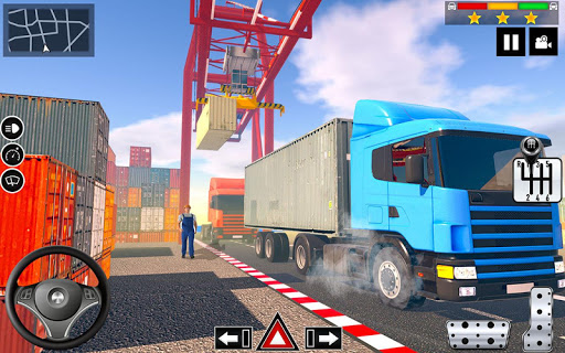 Cargo Delivery Truck Parking Simulator Games 2020 1.11 screenshots 7