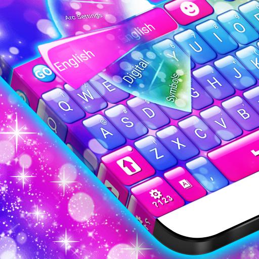 變色鍵盤 個人化 App LOGO-硬是要APP