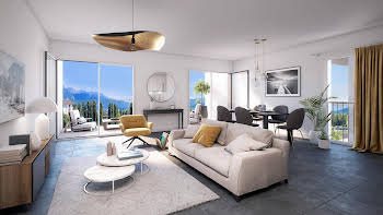 Appartement 2 pièces 42,99 m2