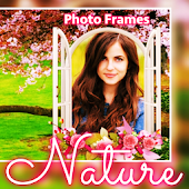 Beautiful Nature Photo Frames Greeting Cards