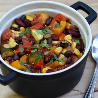 Smokey Rainbow Chili