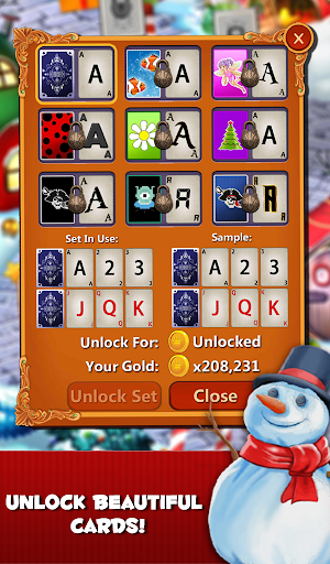 Christmas Solitaire: Santa's Winter Wonderland 1.0.23 DreamHackers 5