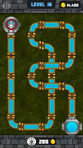 Plumber: Water Pipe Puzzle  trampa 1