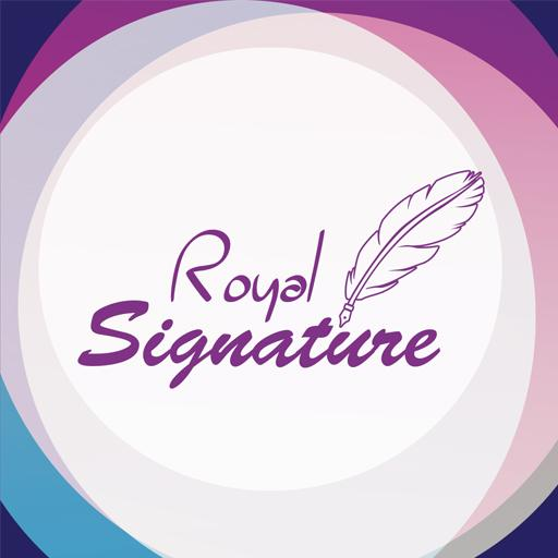 Royal Signature - Apps on Google Play