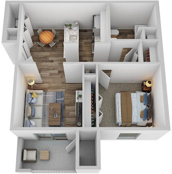 Go to Cabarete Floorplan page.