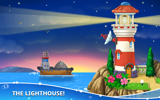 Build an Island. Kids Games for Boys. Build House screenshots 21