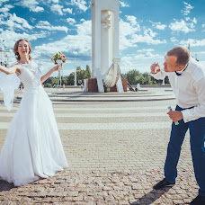Wedding photographer Sergey Krivopuskov (krivopuskov). Photo of 25.07.2015