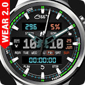 Digital Monster Watch Face