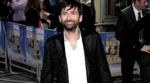 David Tennant says Doctor Who fans are 'scary'