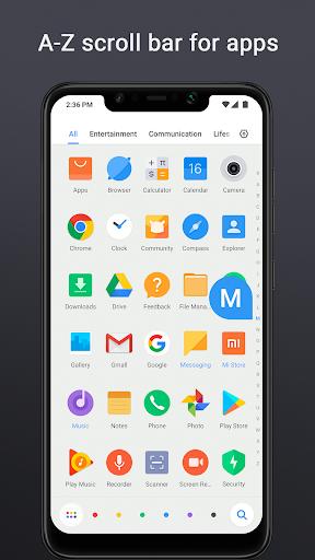 POCO Launcher 2.6.0.5 screenshots 4