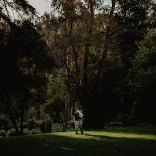 Wedding photographer Marcelo Hurtado (mhurtadopoblete). Photo of 08.07.2018