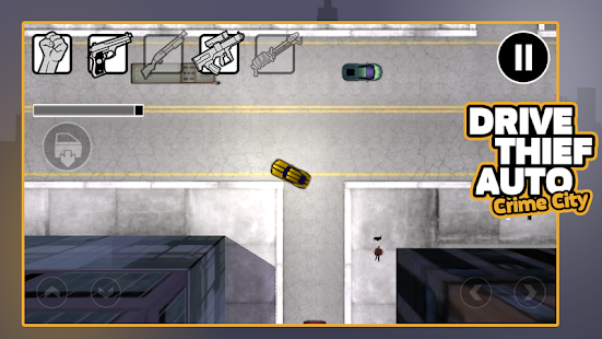 Drive Thief Auto: Crime City imagem 2