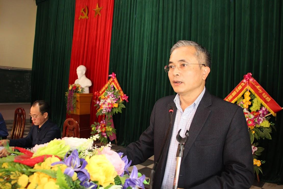 Đồng chí Lê Ngọc Hoa – Phó Chủ tịch UBND tỉnh giải đáp một số kiến nghị của công dân
