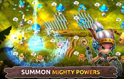 Mushroom Wars 2 - Epic Tower Defense RTS u0635u0648u0631 2