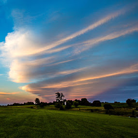 by Adam Snyder - Landscapes Cloud Formations (  )