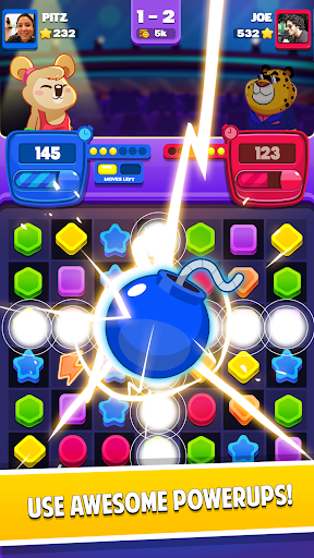 Match Masters - Multiplayer Match 3 screenshot 3