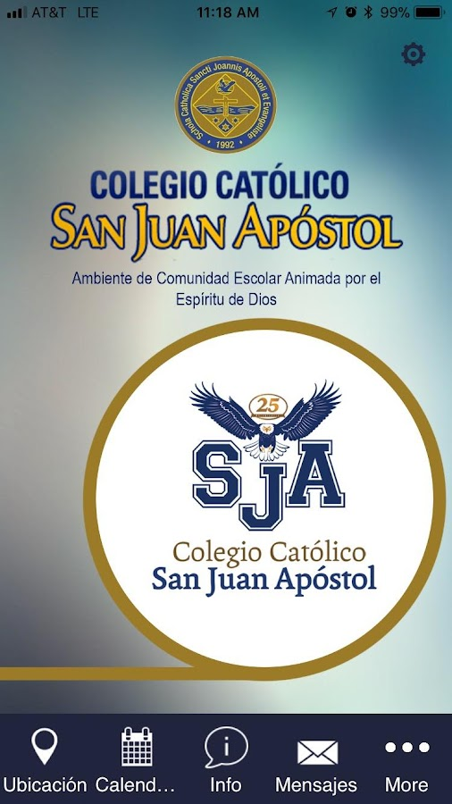 Colegio San Juan Ap Stol Android Apps On Google Play