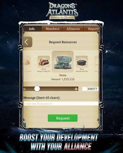 Dragons of Atlantis 10.0.0 screenshots 7