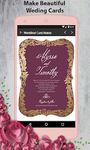 Stylish Wedding Invitation Card Maker 2019 For Pc Windows