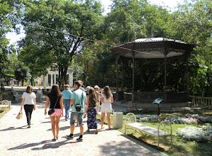 Photo: Музыкальная беседка у входа в Лечебный парк. Памятник истории и культуры 1879 год