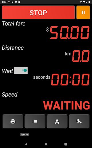 TAXImet - Taximeter 4.3 screenshots 16