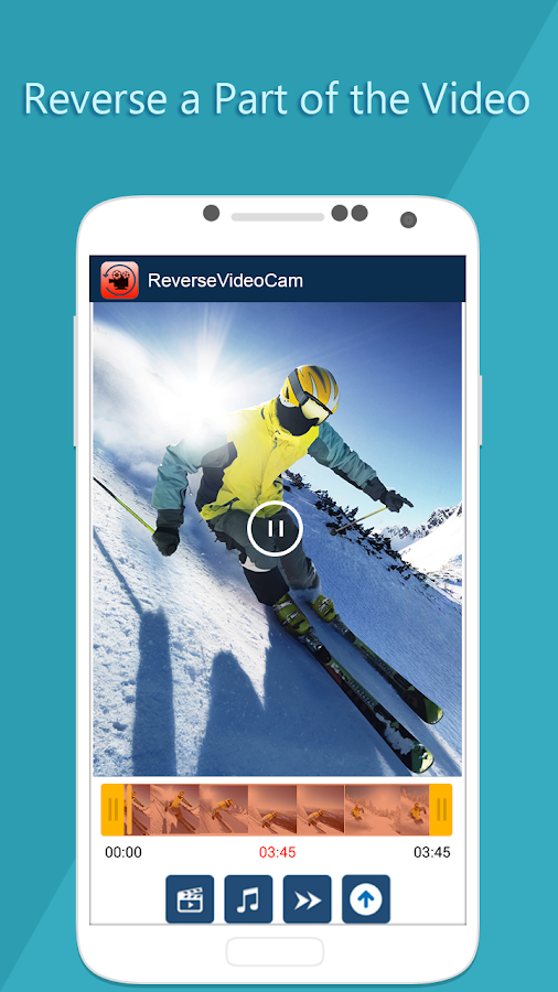 reverse video movie camera fun android apps on google play
