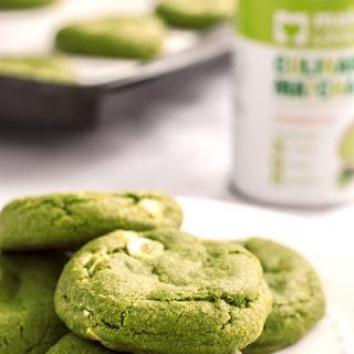 White Chocolate Matcha Cookies + a Matcha Review Recipe