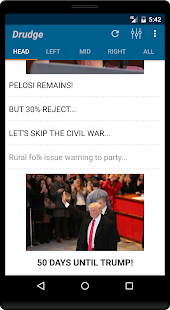 Drudge Report +- screenshot thumbnail