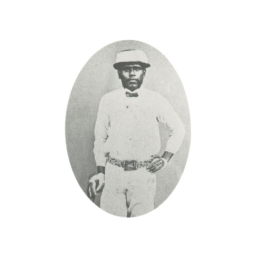 Cricketer Zellanach (Johnny Cuzens)