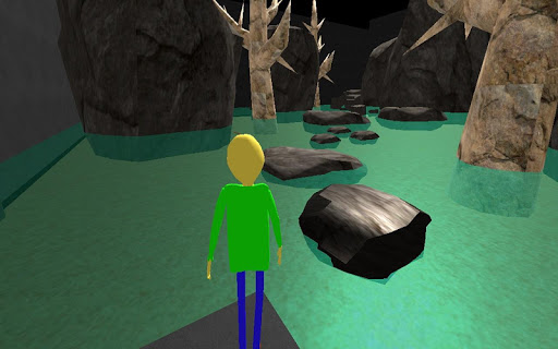 Baldi Horror Game Chapter 2 : Evil House Escape 1.2 screenshots 3