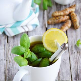 Basil Tea Recipes.
