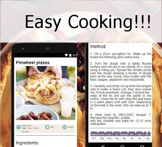 Pizza recipes screenshot 3