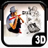 Tải Game TOP 3D Pencil Drawing