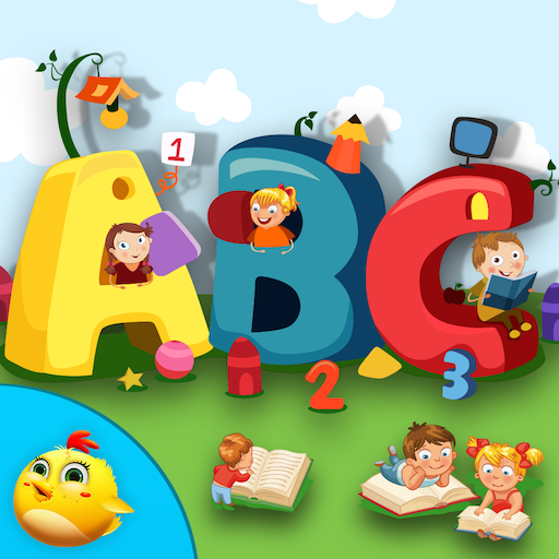 ABC閃存卡為孩子 教育 App LOGO-硬是要APP