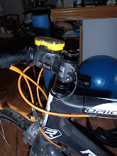 Photo: Suggestion for mount placement and cable routing.