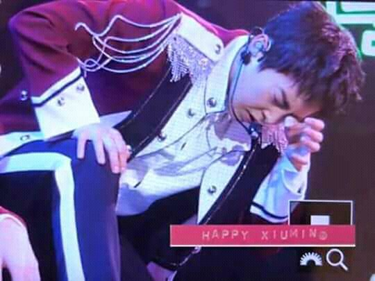 exo laser pointer concert 3