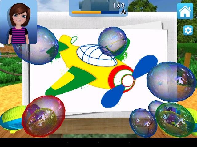 android Crayola Bubbles Screenshot 5