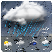 App Real-time weather forecasts APK for Windows Phone