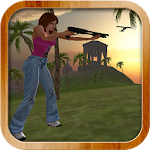 Hunter Girl - Tropical Island 2.0 Apk