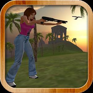 Hunter Girl – Tropical Island for PC and MAC