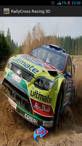 android RallyCross Racing Screenshot 4